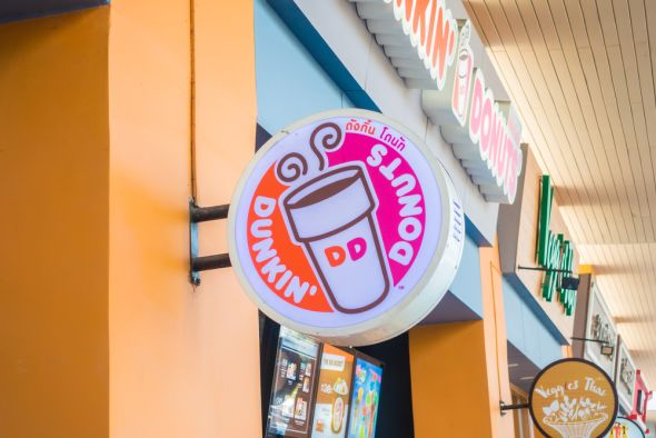 photograph about Dunkin Donuts Printable Application identified as Is a Dunkin Donuts Franchise a Intelligent Expense?