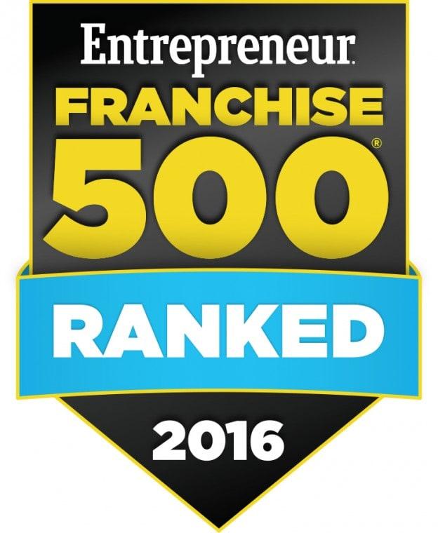 Entrepreneur-Franchise-500