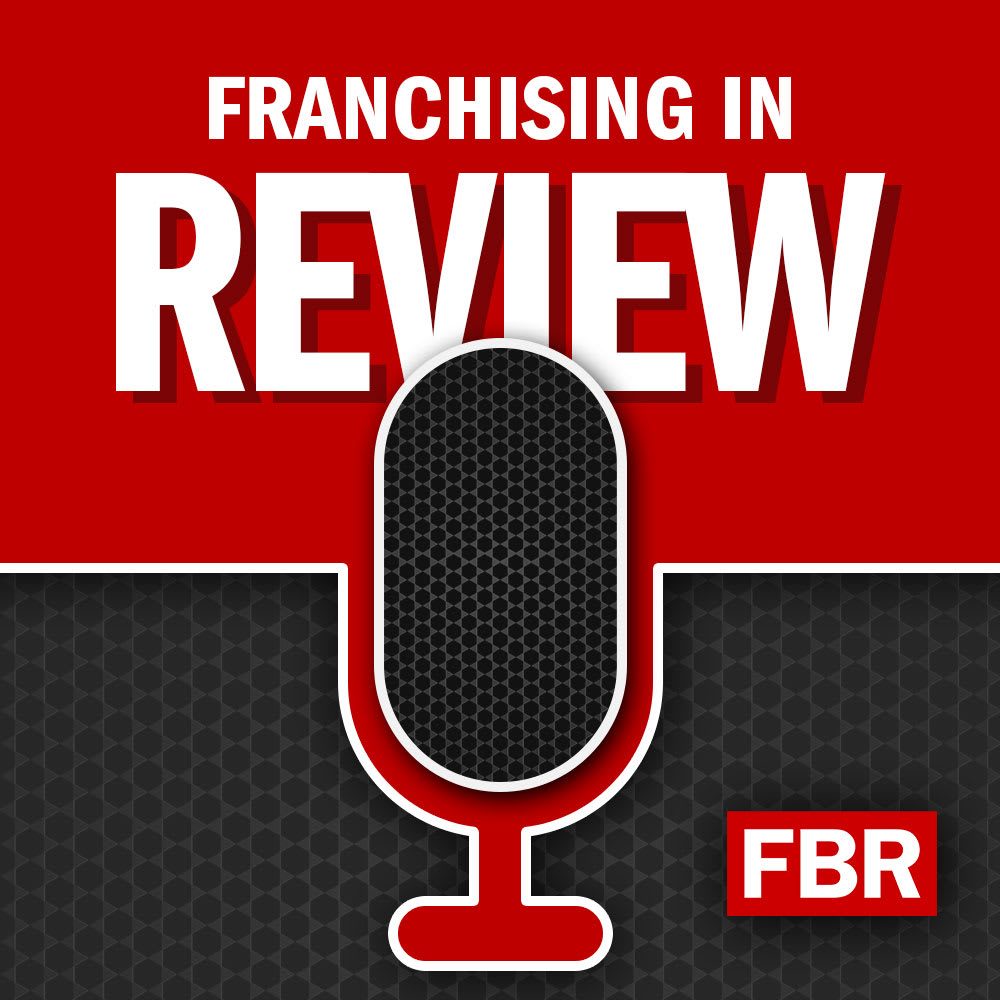 Franchising in Review Podcast Logo