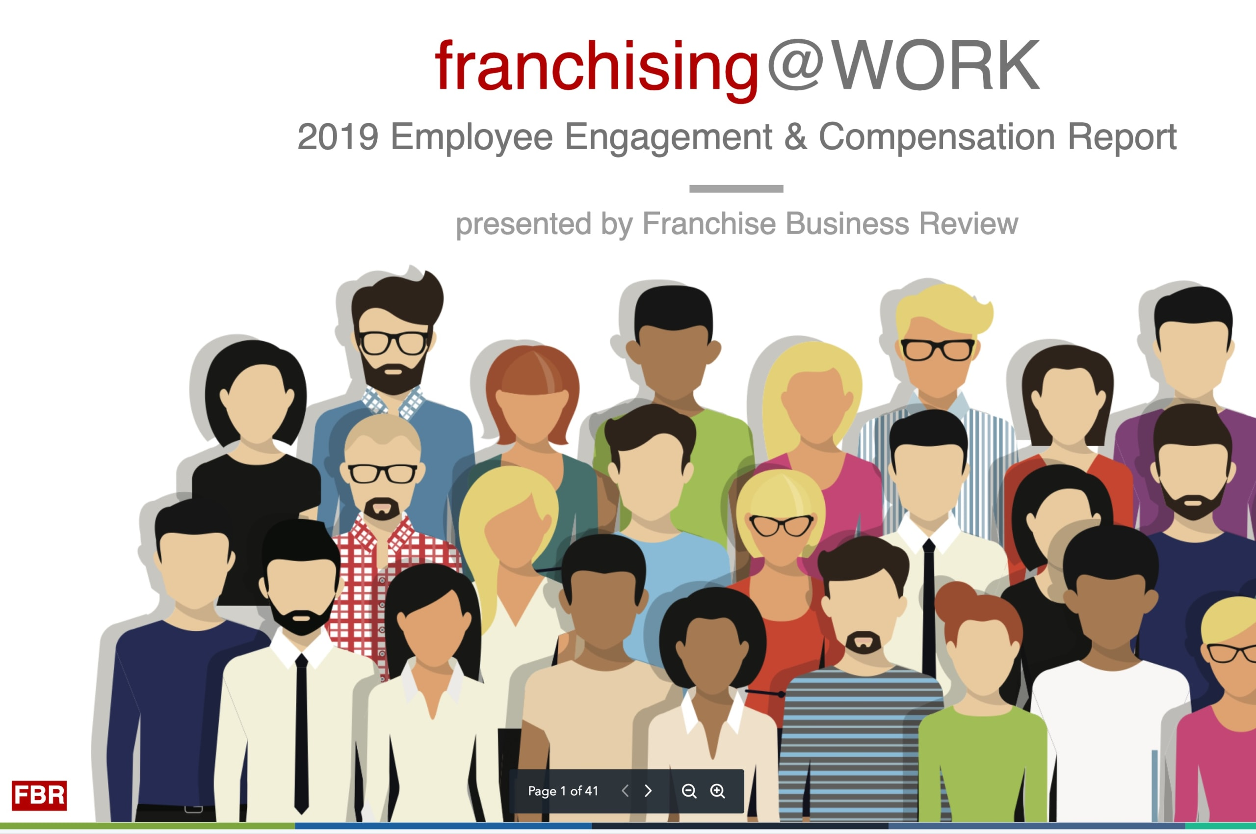 franchising@Work report