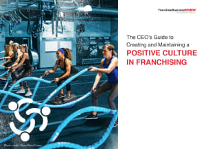 CEO's Guide to a Positive Culture in Franchising eBook