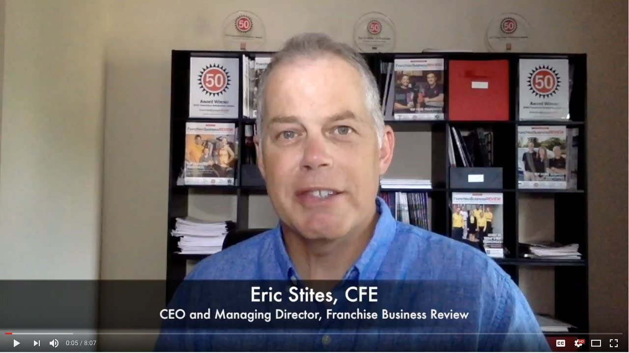 Re-Engaging Senior Franchisees FBR 5-Minute Fridays