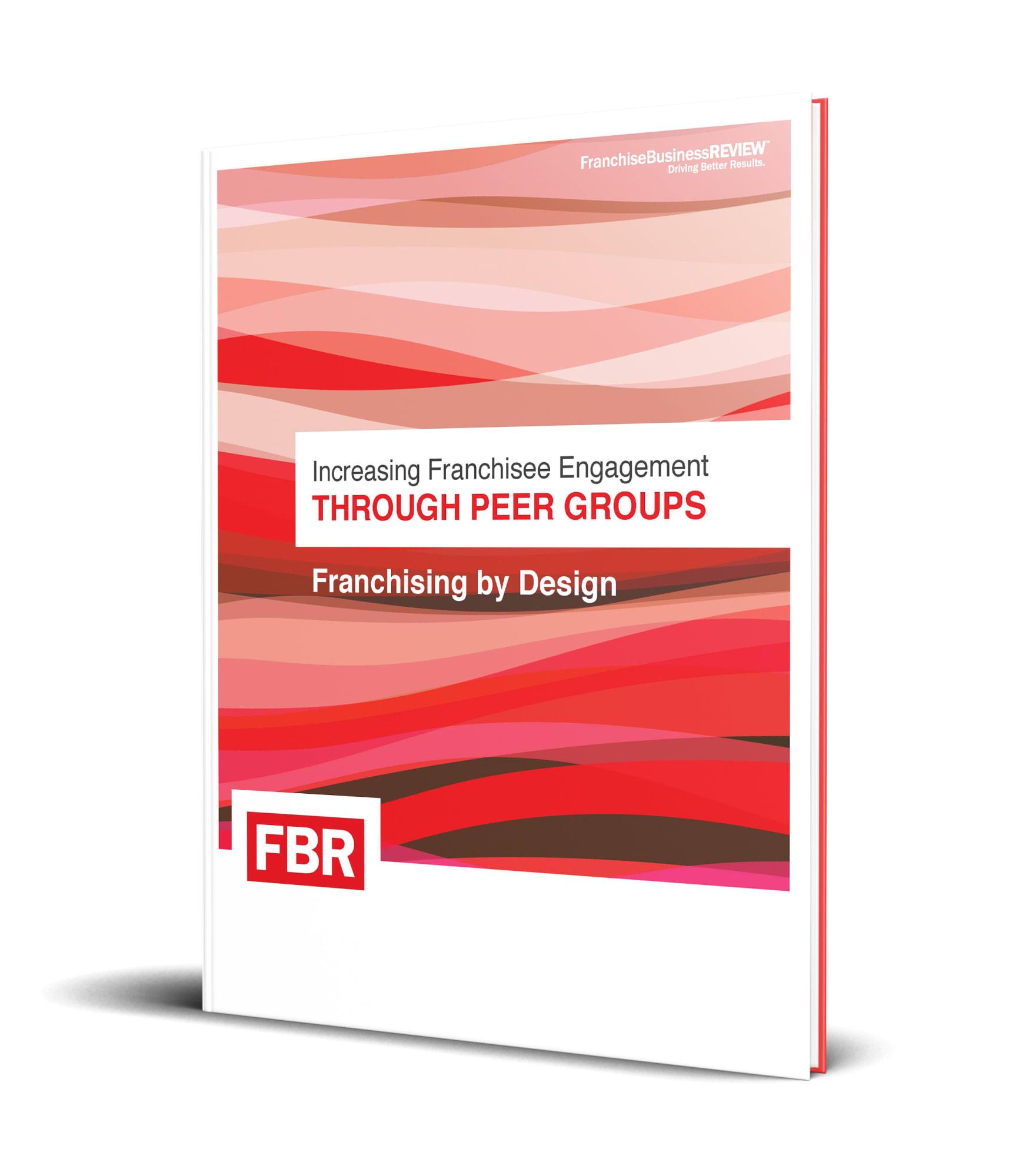 Franchise peer groups workbook