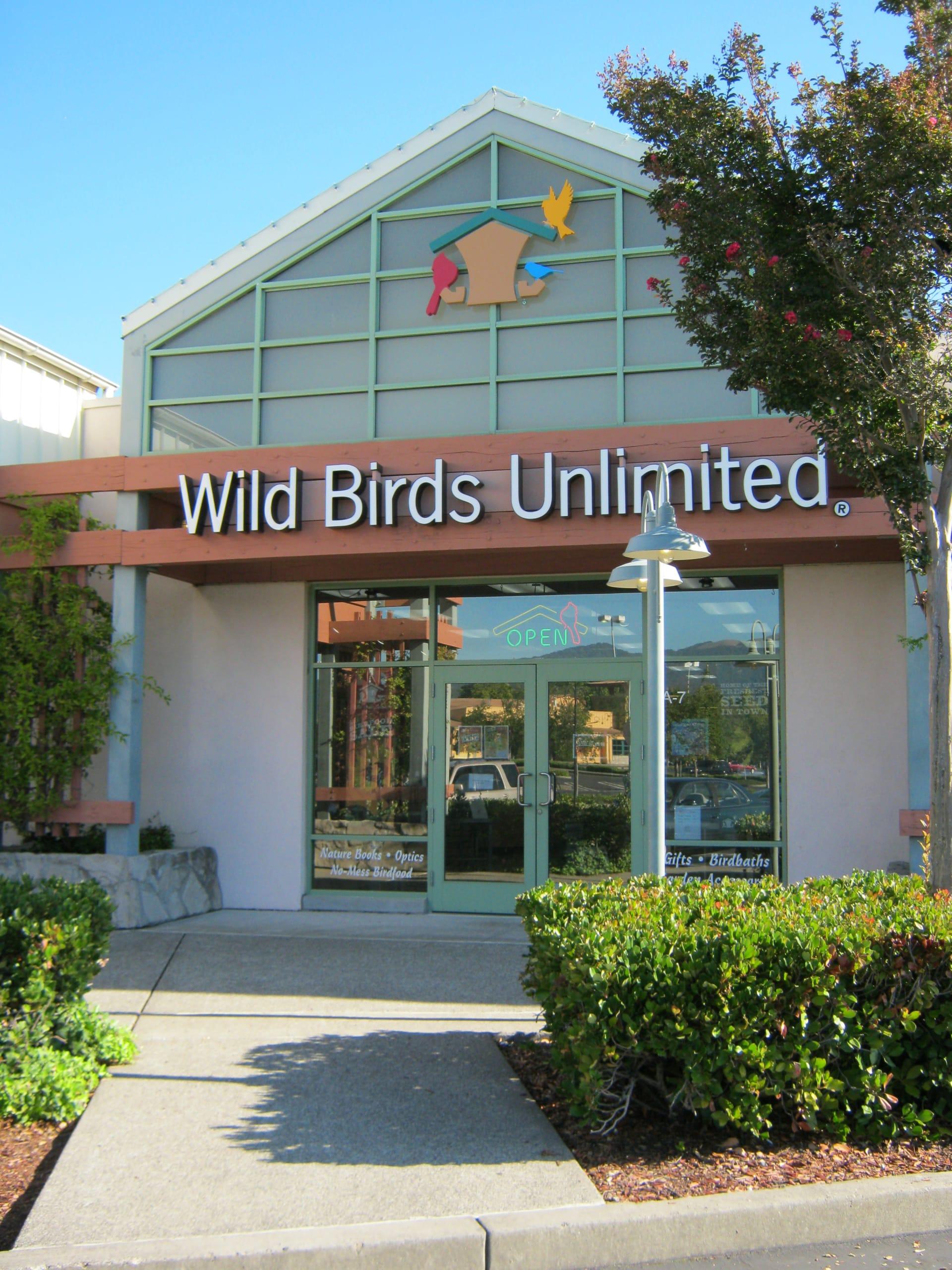 Wild Birds Unlimited storefront