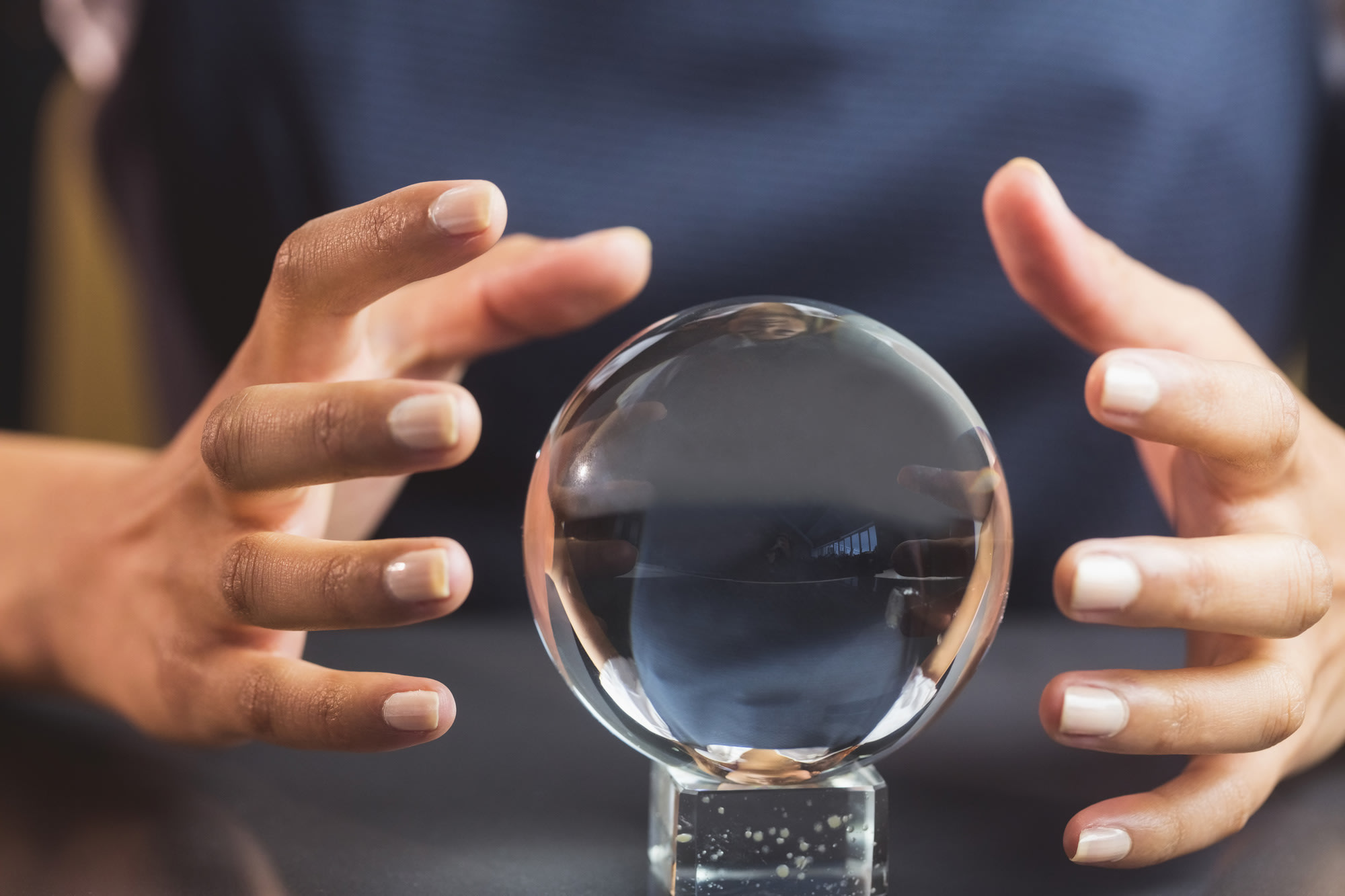 Crystal ball prediction the future of franchising