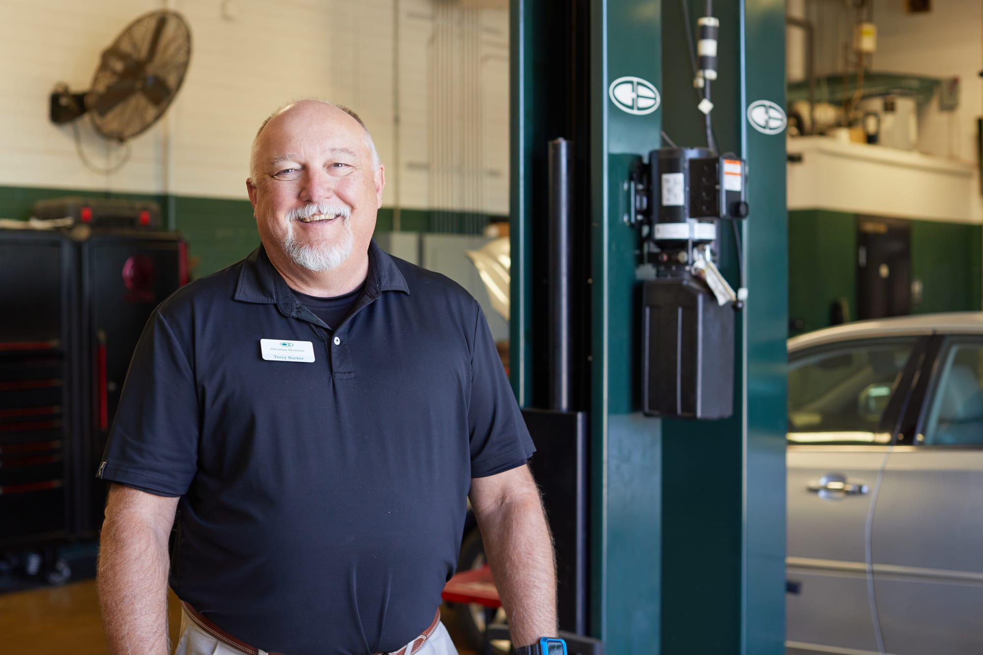Christian Brothers Automotive franchisee - Terry Barker Pearland, TX