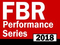 FBR Performance Series 2018