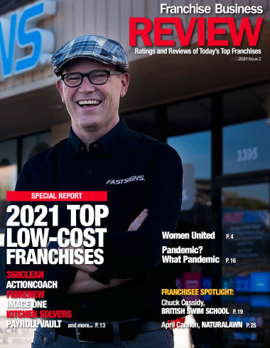 Guide to Top Low-Cost Franchises for 2021