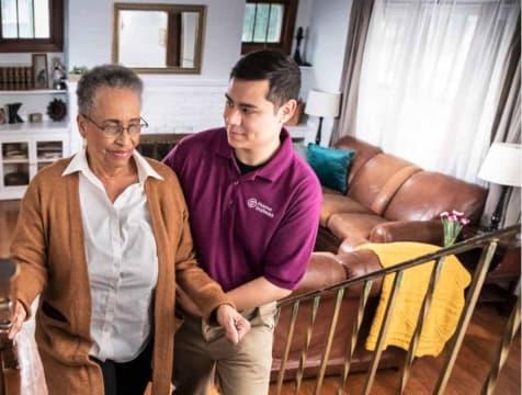 Home Instead Franchise Caregiver