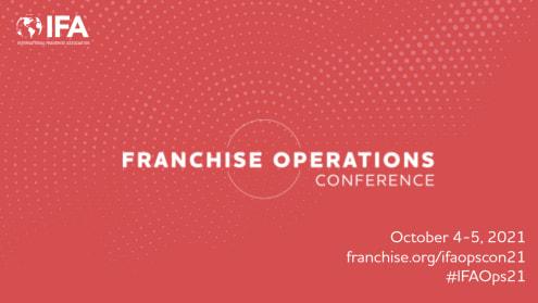IFA Franchise Operations Conference Logo