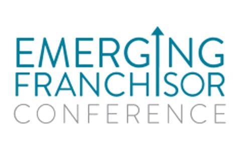 emerging franchisor virtual conference logo