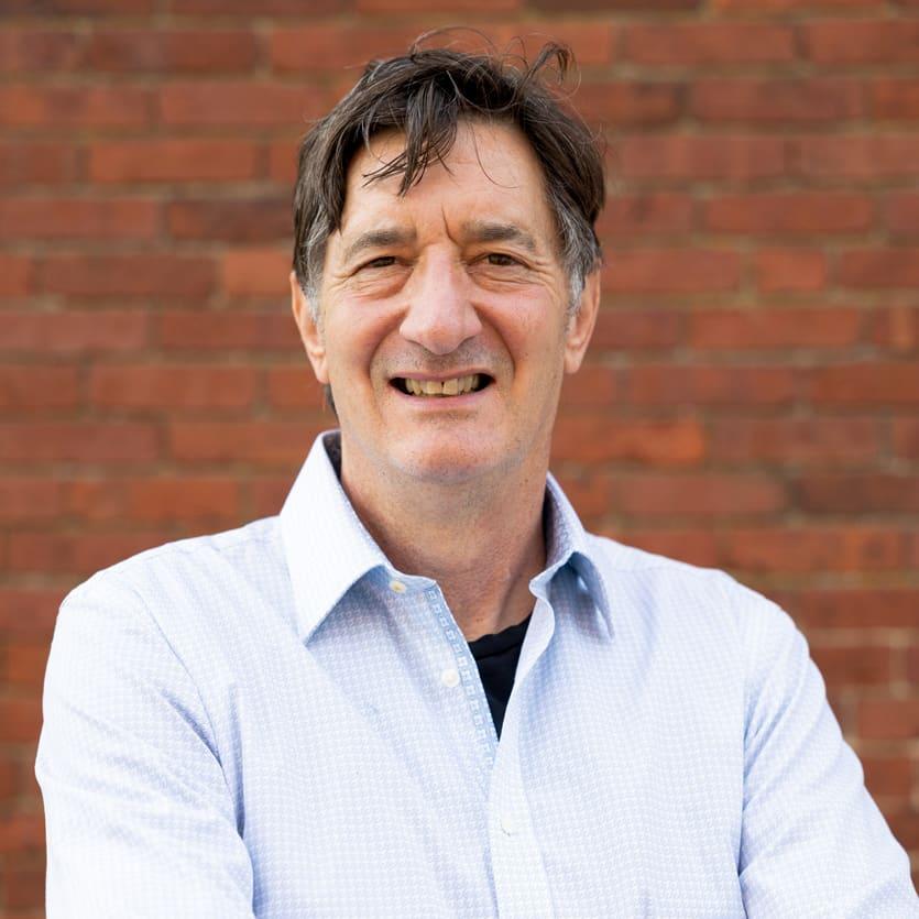 Franchise Business Review Team Member Joe Halpern