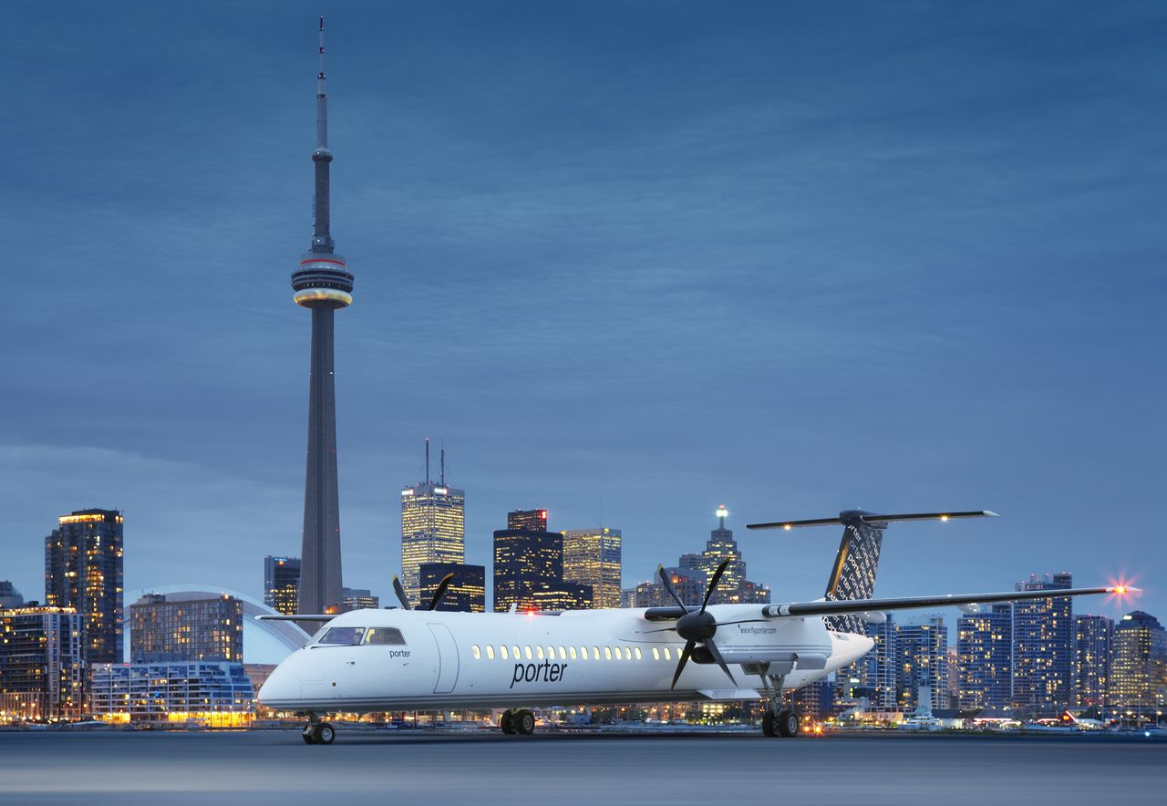 porter airlines Access to case studies expires six months after purchase date publication date: may 14, 2010 porter airlines is a regional airline operating out of toronto city airport on the toronto islands in toronto, ontario, canada.