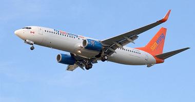 Sunwing Airlines Fleet Flight Centre