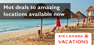 Air Canada Exotic Vacations