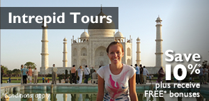 Intrepid Travel Tour Deals