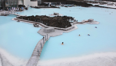 Iceland, the land of fire and ice