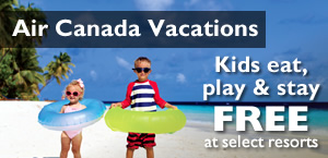 Get in the spirit of Family Day with Air Canada Vacations