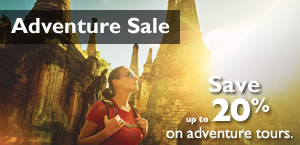 Adventure Tours & Sightseeing Travel Deals - Where will your adventure take you?