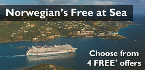 Norwegian Cruise Line - Feel Free at Sea
