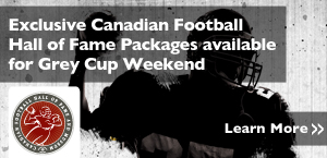 Grey Cup Vacation Packages