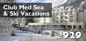 Cheap Vactions to Club Med