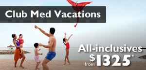 Cheap Vaactions to Club Med
