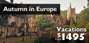 Cheap Vacations to Europe