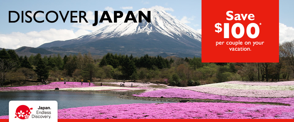 Japan Vacation Deals