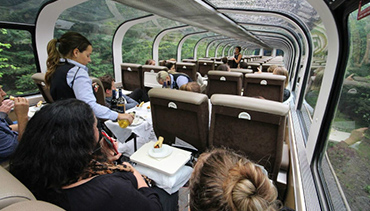 5 Reasons to go Gold Leaf on the Rocky Mountaineer