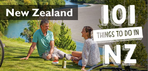 101 Things to do in New Zealand