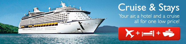 Cruises: Cruise and Stays