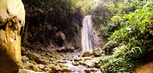 Soufriere Fountain of Youth