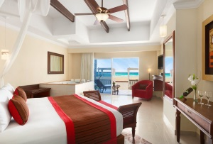 The Royal Playa Del Carmen Junior Suite