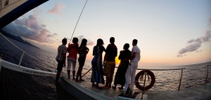 St Lucia Sunset Party Cruise