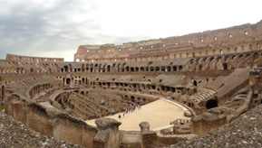 Preservation of the Past: Ancient Rome in Modern Day Italy