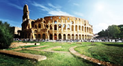 See the Colosseum
