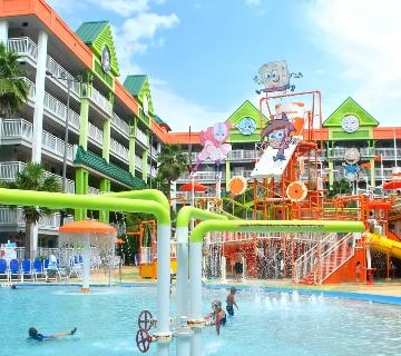 Cheap Orlando Vacation Package