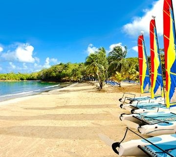 St Lucia Vacation Image
