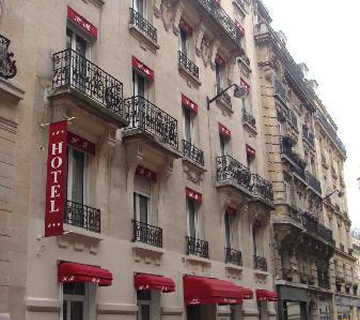 Cheap Paris Vacation Package