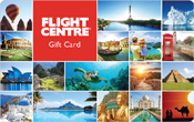 Flight Centre Giftcards