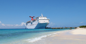 Weddings Top 10 - East Caribbean Cruise