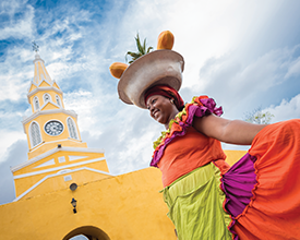 EXPLORE COLOMBIA<br>10-Day Tour<br>Intrepid Travel<br><br>$2053*