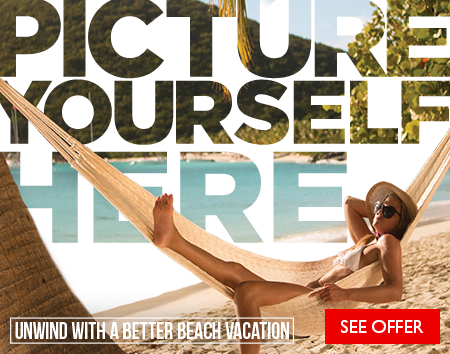 Save today and book a better beach vacation