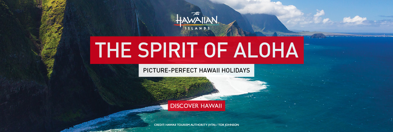 Discover the Spirit of Aloha with Picture-Perfect Hawaii Holidays! Book & Save Today!