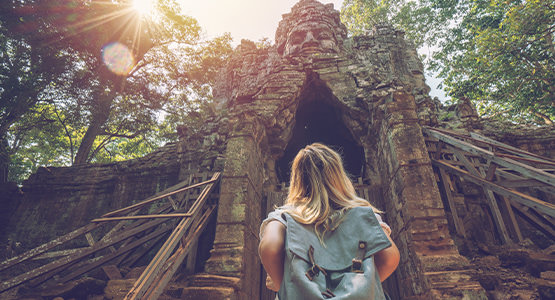 CAMBODIA EXPERIENCE<br>9-day tour from $1087*