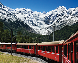 TOP OF SWITZERLAND<br>6-Day Tour<br>Globus<br><br>$2730*