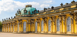 Potsdam and Sanssouci Palace
