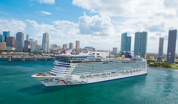 Top 5 Reasons to Cruise with Norwegian