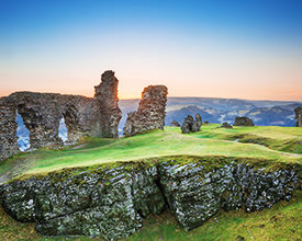 HEART OF ENGLAND<br>5-Day Tour<br>Back-Roads Touring<br><br>$2014*